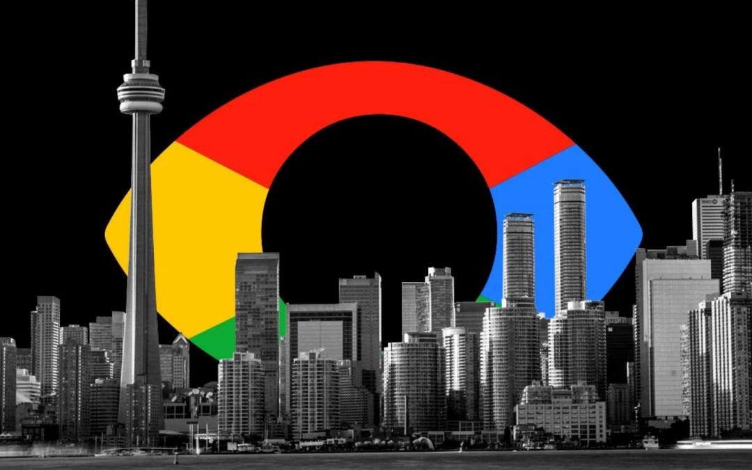 Et maintenant, Google veut construire nos villes